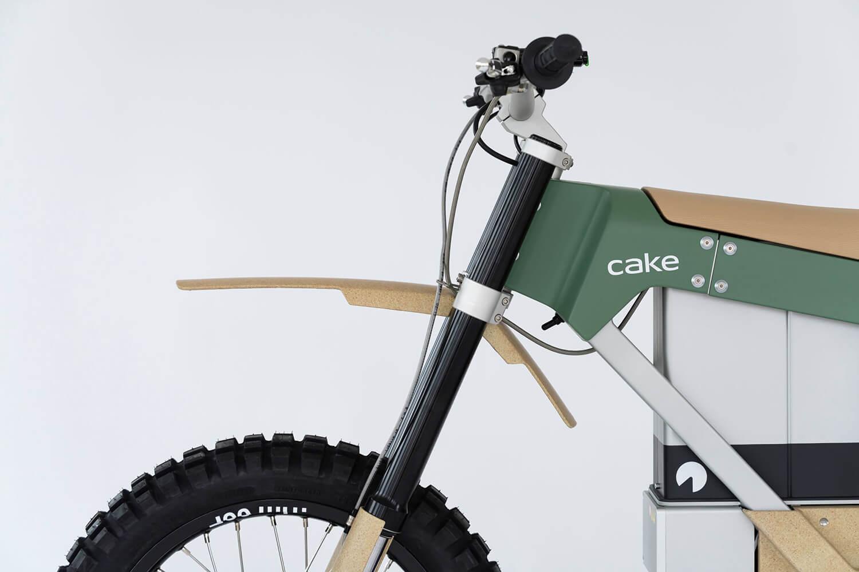 CAKE launches Anti-Poaching Bushbike KALK AP with Trifilon biocomposites