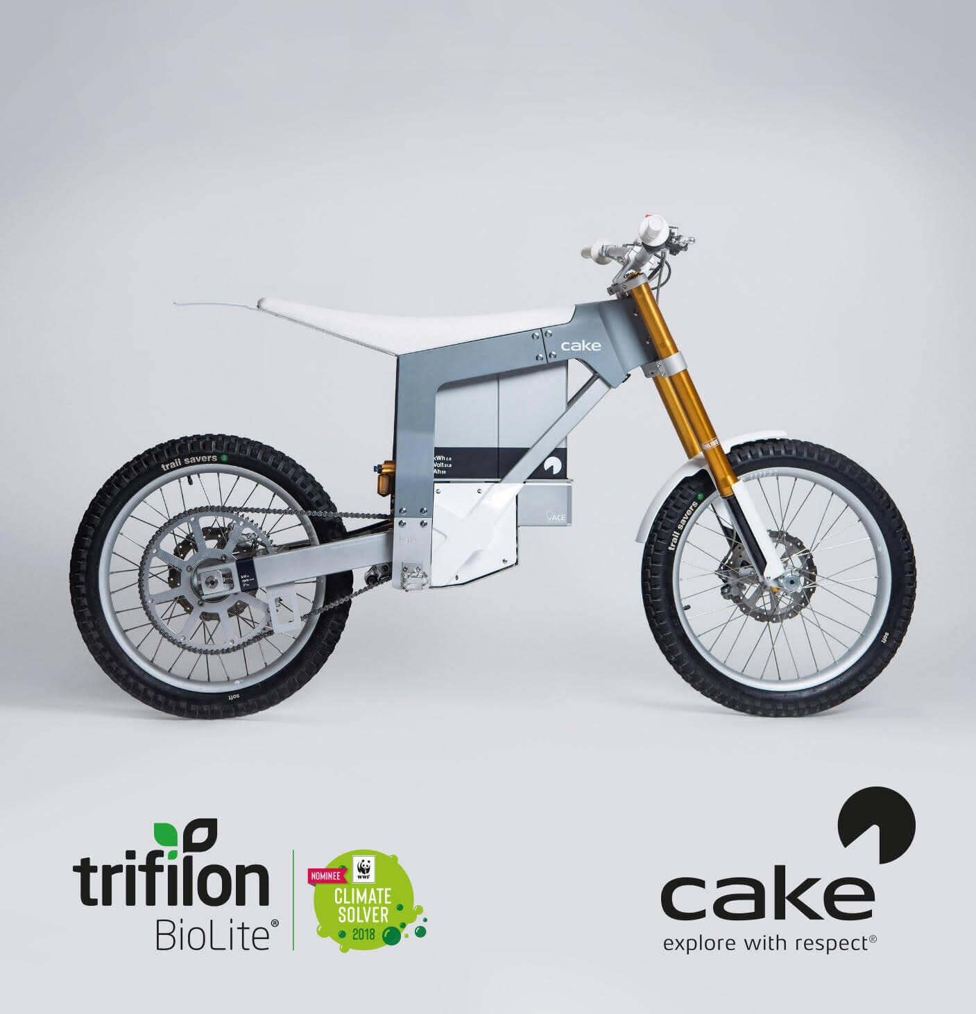 Cake electric motorbikes get new icing by Trifilon