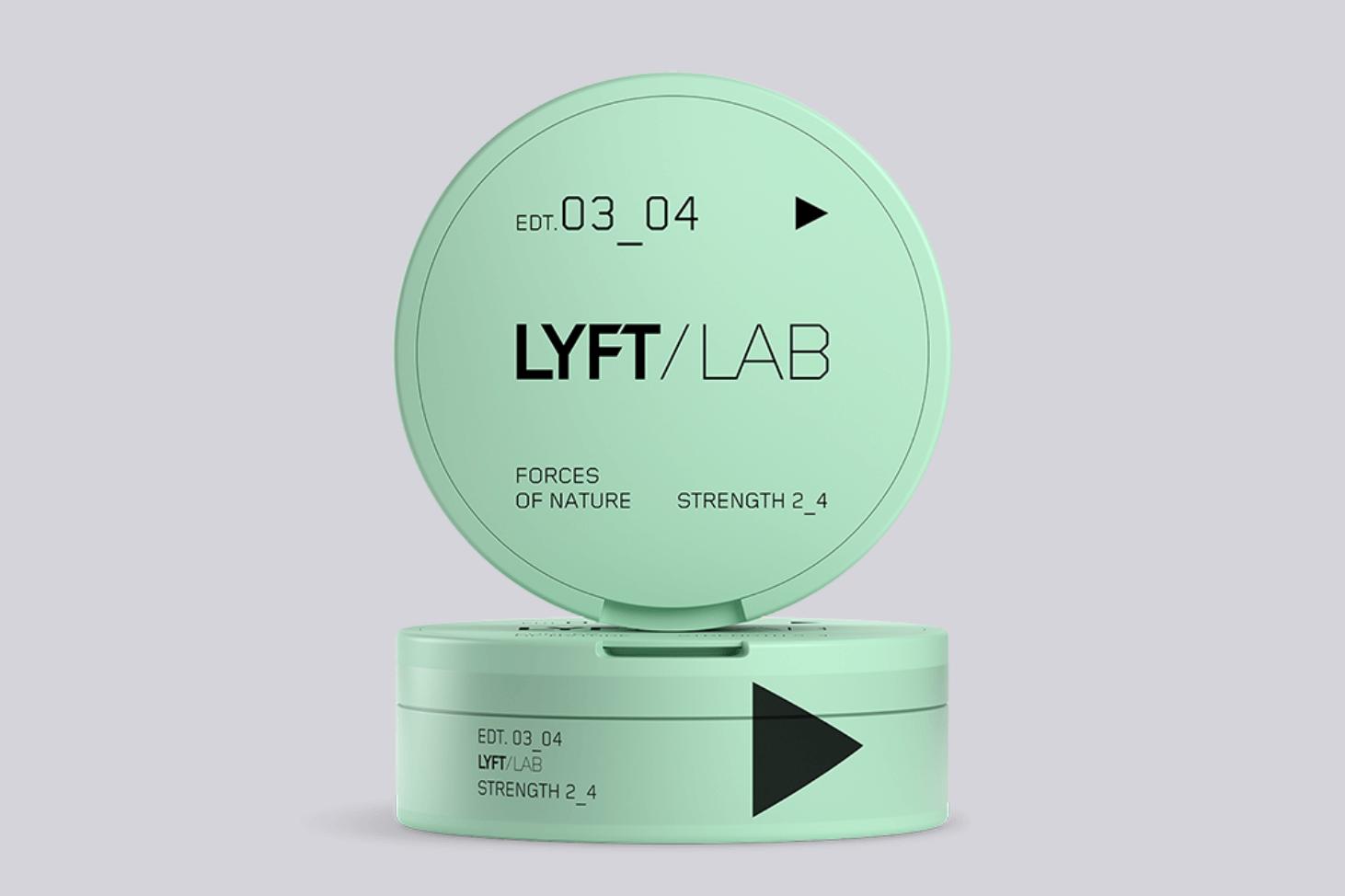 Lyft / Lab Green_Can